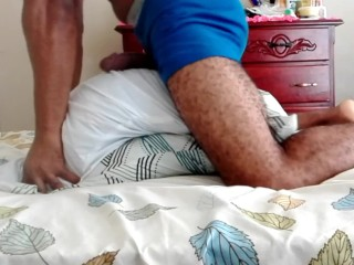 Porn for women horny solo male humping pillow...