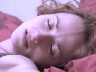 Amateur redhead wife anally creampied by...