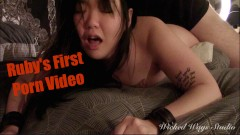 Curvy Korean Babe Cums SIx Times From a Rough Deep Fucking