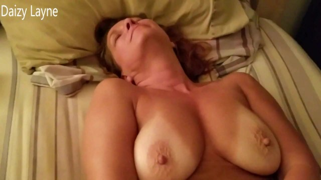 Matures big nipples - Big tits tan mature fingers her tight pussy and plays with her hard nipples