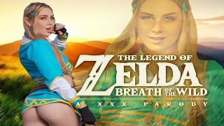Teen Blonde Princess Zelda Needs Master Sword A.K.A. Your Dick