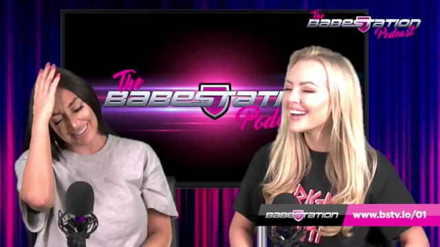 Big swinger show podcast The babestation podcast - episode 05 with hannah charlie