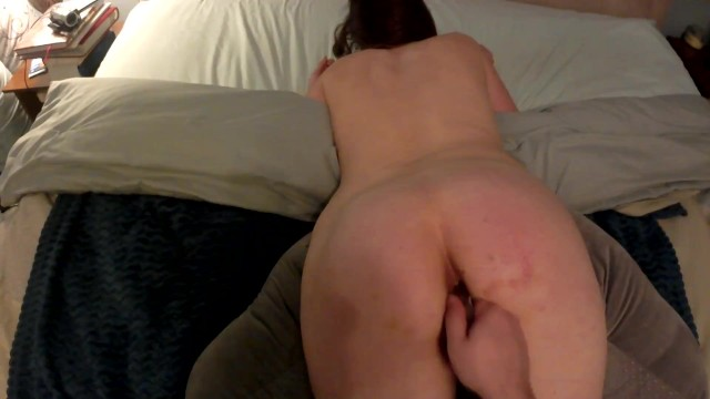 Bunnys Ass PenalizedHard With Glass Toys 34