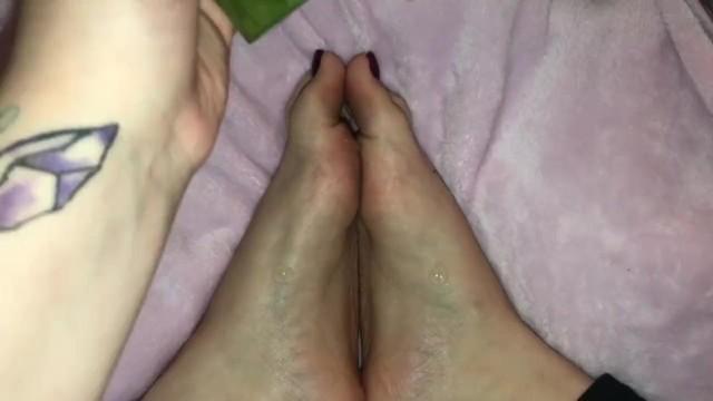 Sexy Feet Fucking 17