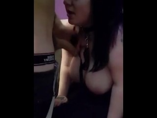 She Couldn't Wait to Suck Me Off After Work