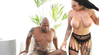 Payton Preslee Squirts On A BBC