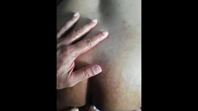 Naugty milfs Spa massage boy fucking hot wife