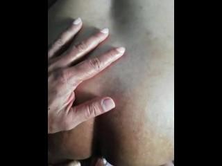 Spa massage boy wife...