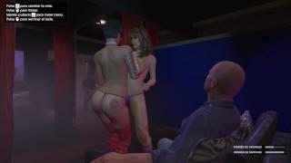 GTA V Gameplay in Brothel XXX