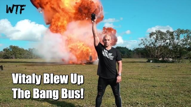 Band of bastards porn - Bangbros - that bastard vitaly zdorovetskiy blew up the bang bus wtf