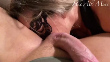 Hot Milf And Hubby Giving Rim Jobs To Each Other Cuming, Fucking, Sucking !