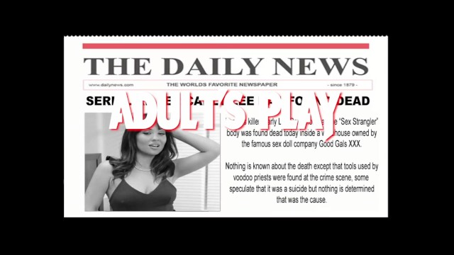 Adults Play - A Nerds Of Porn Sex Doll Parody 6