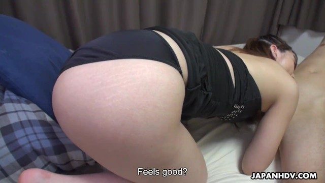 Japanese darling, Yui Hatano fucked her ex, uncensored 12