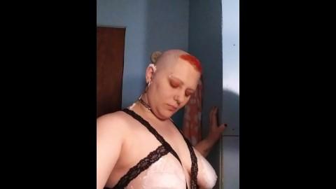 Headshaving porn