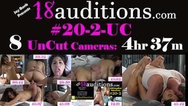 20-2-UC 4hrs+ 8 cameras  Young Persian Teenager Amateur x Jay Bank