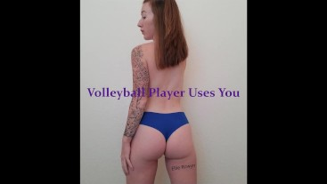 Ellie Rowyn: Fucking the Volleyball Player Audio