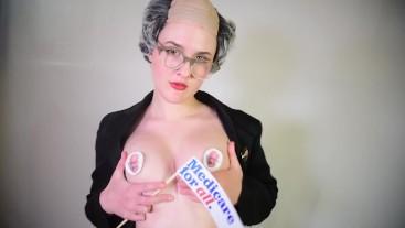 PORNSTARS 4 BERNIE SANDERS  Donate. Vote! #hotgirlarmy #titsoutforbernie