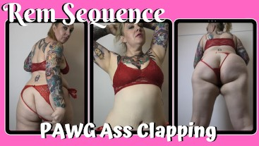 PREVIEW PAWG Ass Clapping - Rem Sequence