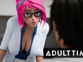 ADULT TIME Hentai Sex School - Hot Teacher & Students Fucking