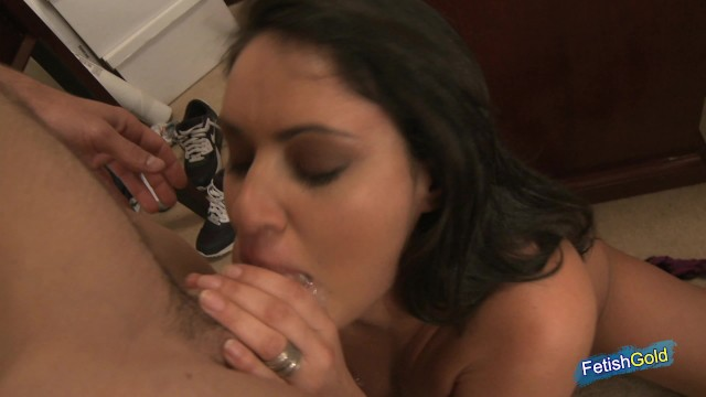 Horny massive doctor pounds with passion busty brunette babe 5