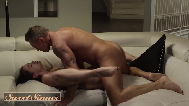 Marcus dick Sweet sinner - brunette stepdaughter gia paige loves daddy