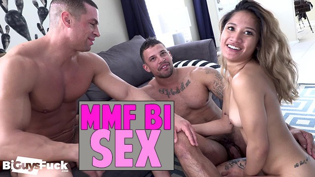What makes clooney sexy - Tiny asian makes bodybuilder jealous as she pegs his buff lifting bro