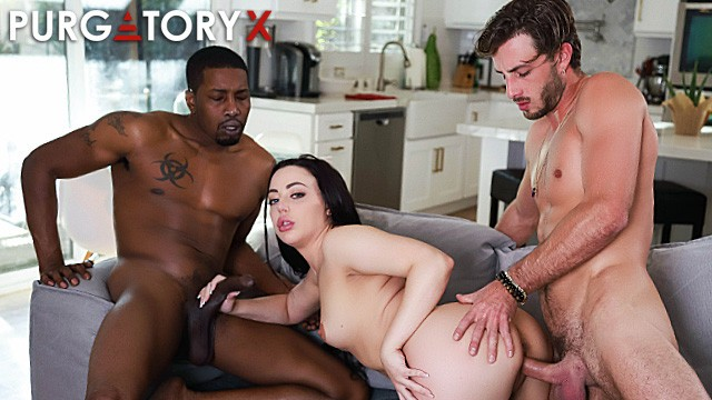 Threesome 2 men and 1 woman - Purgatoryx fantasy couple vol 2 part 1 with whitney wright