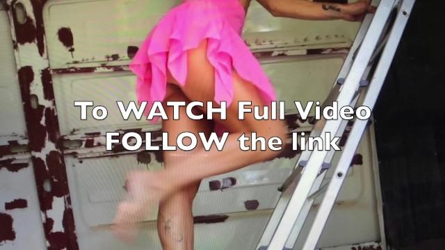 Rent vintage travel trailers oregon Trailer of hot dance in a van by naked traveler