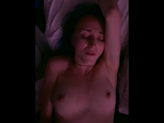 The Slut Trap Diary (Ep 2) – Then She Topped Me -tickle torture, dildo, cum
