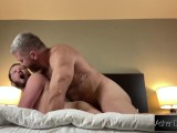 Asher Devin Hotel Fuck With Amazing Sexy Daddy (Public for limited time)