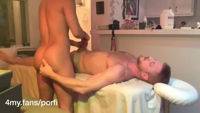 Sexual gay stories - Logan steven happy ending massage from porfi maximus: onlyfans com/porfi