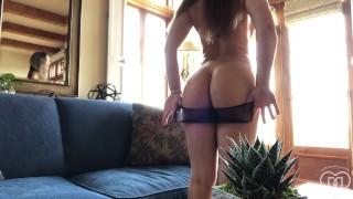 Dani Daniels. com - Home Alone Orgasm