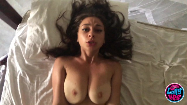BEAUTIFUL SEXY LATINA TEEN GOT DICK IN HER MOUTH AND TIGHT PUSSY