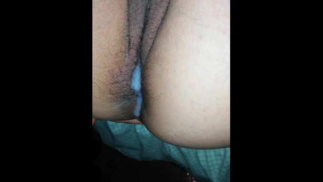 Milf creampie 2