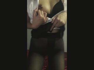 Dance Fiery pantyhose – Thai Pupil Slut นักศึกษา เต้นโชว์ ยั่วๆ Mlive