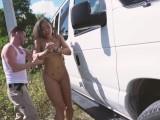 BANGBROS - Black Teen Adriana Maya Rough Sex Fantasy Cum True