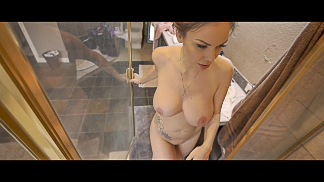 In the sexy party Showering with my sexy french stepmom part 1 immeganlive