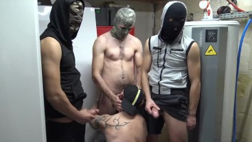french daddy pay straight arabs for suck their cocks and cum in mouth