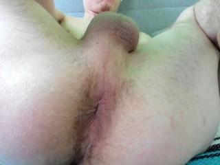 Boys hole anal tease...