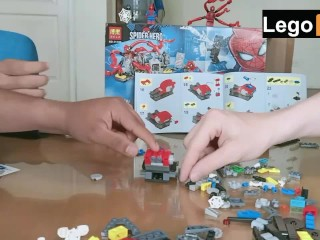 Friends porn lego Things About