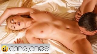 Dane Jones Natural Euro beauty Amaris romantic sex and loving creampie