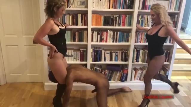 Bbc virgin signal strength Extreme ballbusting strength training sadistic queens