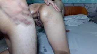 Pinay MILF Quickie Anal sex - Stepmom(pt.7) - Pinay Nanay Pinwetan