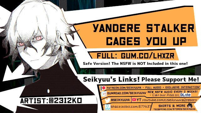 Milk and cereal asian version lyrics Yandere asmr your yandere stalker cages you up 18 version