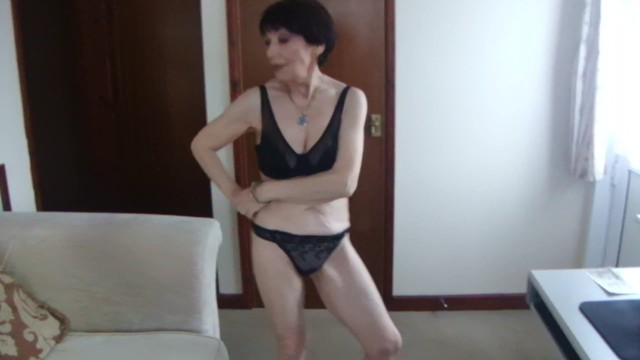 Erotic ladies underwear - Try on haul black lace underwear lingerie bra thong g-string sexy dance hot