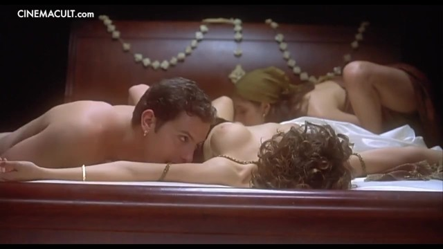 Top movies by erotic cinema Nude celebs - hollywood threesomes vol 1