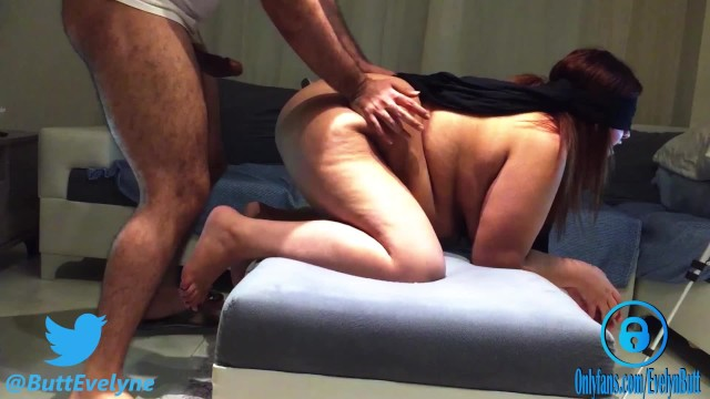 Adult hawaiian party ideas Blindfolded wife has no idea but she is fucked by stranger part-2