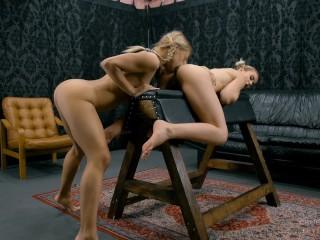 Ass eating girls ass and armpit worship...
