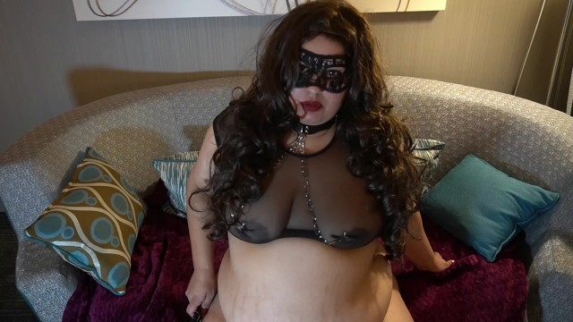 Master bondage orgasm - Bbw bdsm princess whipped and fucked