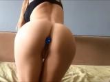 xGoodGirlx fucks her ass with a toy( teaser )